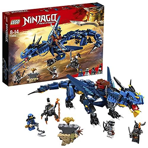 LEGO 70652 Ninjago Dragone della tempesta (Ritirato dal Produttore)