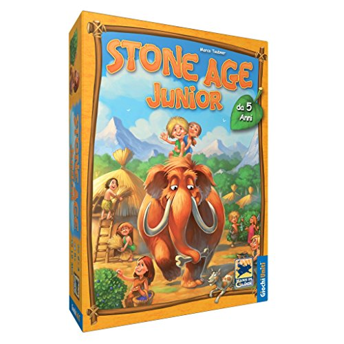 Giochi Uniti GU548 - Gioco Stone Age Junior