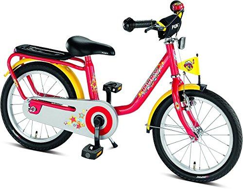 Puky 4213 - Bicicletta Z 6, Rosso