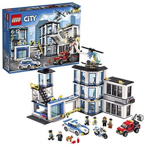 LEGO 60141 - Set Costruzioni Stazione di Polizia