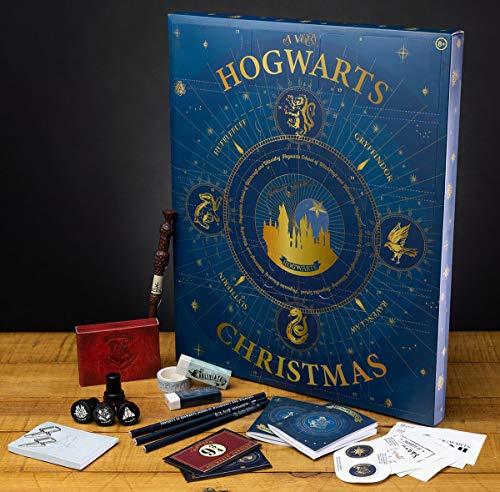 HARRY POTTER Hogwarts Christmas Advent Calendar 2020 Unisex Calendario dell'avvento Standard Carta
