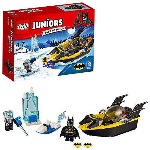 LEGO Juniors 10737 - Batman Contro Mr; freeze