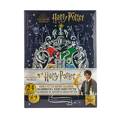 Cinereplicas Harry Potter - Calendario dell'Avvento 2020 - Licenza Ufficiale