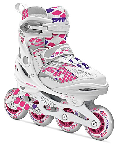 Roces Moody 4.0 Girl, Pattino Inline Bambina
