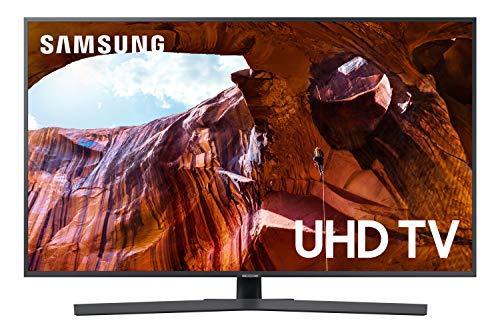 Samsung UE43RU7400UXZT Smart TV 4K Ultra HD 43' Wi-Fi DVB-T2CS2, Serie RU7400 2019, 3840 x 2160 Pixels,...
