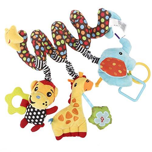 YeahiBaby Spirale Bed passeggino giocattolo bambino infantile attività educativa del giocattolo della...