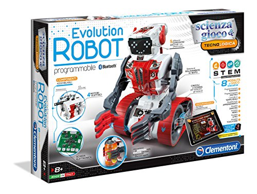Clementoni - Evolution Robot