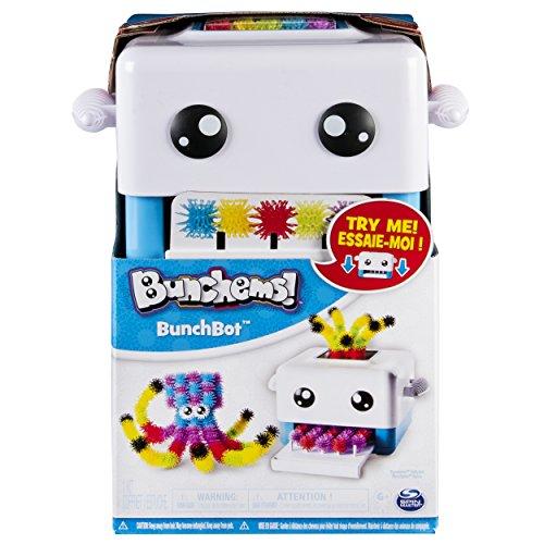 Bunchems- BunchBot Crea, Multicolore, 6036070