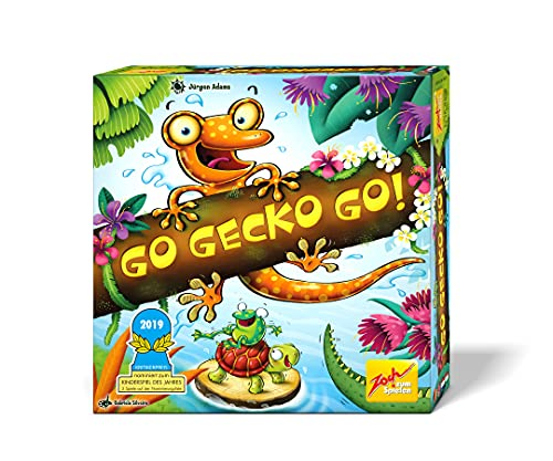 Zoch Go Gecko Go, Multicolore