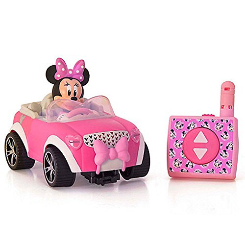IMC Toys 182073 City Fun Auto Radiocomanda di Minnie +18 mesi
