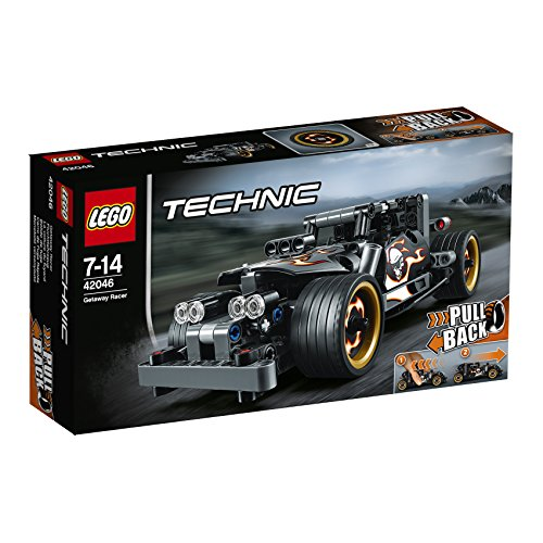 LEGO- Technic Cars Superbolide, Colore Non specificato, 42046