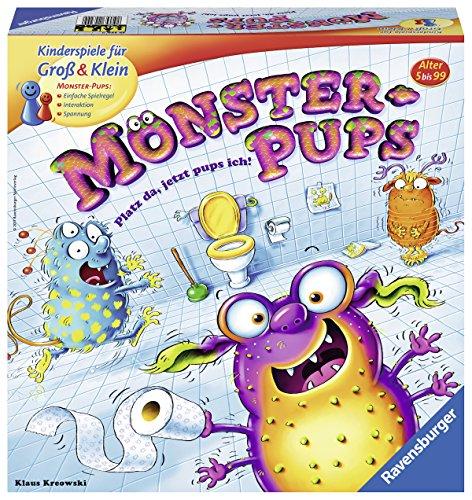 Ravensburger 567.179,5cm Monster Pups Dice Game