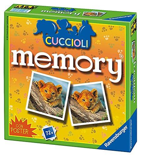 Ravensburger Memory Cuccioli