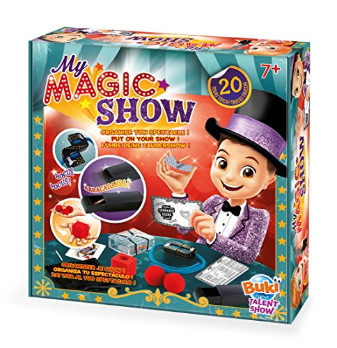 Buki- My Magic Show Gioco, Multicolore, 6060