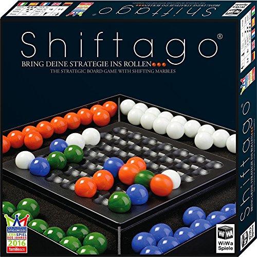 WiWa Spiele 790023 - SHIFTAGO - Metti in moto la tua strategia... (gioco giochi da tavolo gioco di...