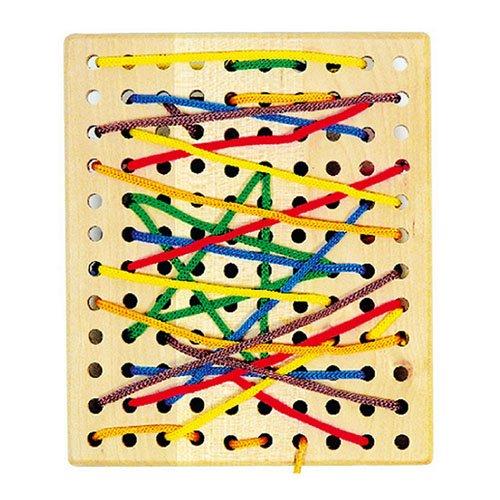 Legler-4610 Tavoletta di Pazienza, Multicolore, 4610