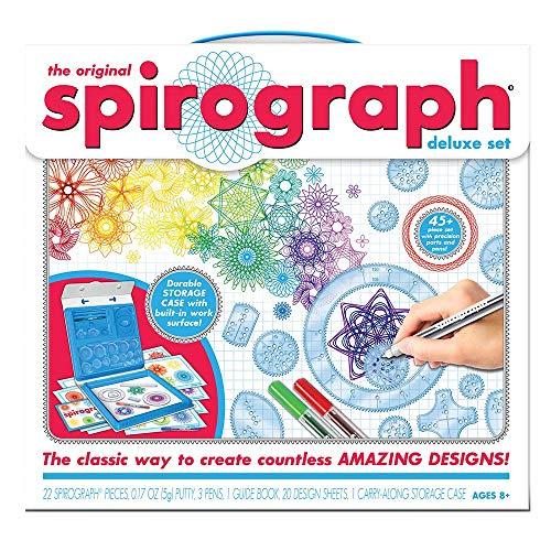 Kahootz - Spirografo Deluxe Set