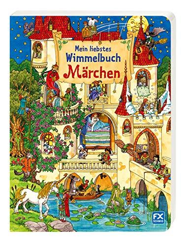 Fiabe Wimmelbuch