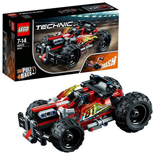 LEGO- Technic CRAAASH, Multicolore, 42073