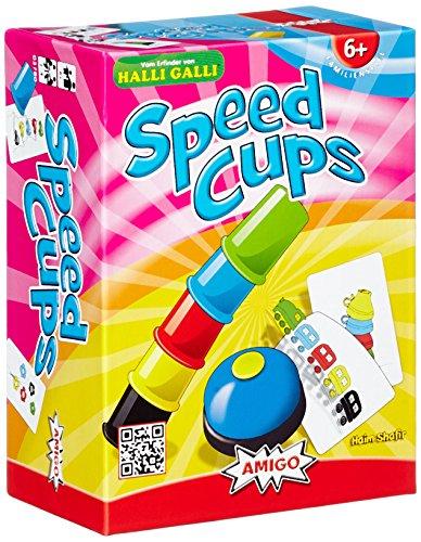 Amigo 03780 - Speed Cups, Gioco di abilità [Importato dalla Germania]