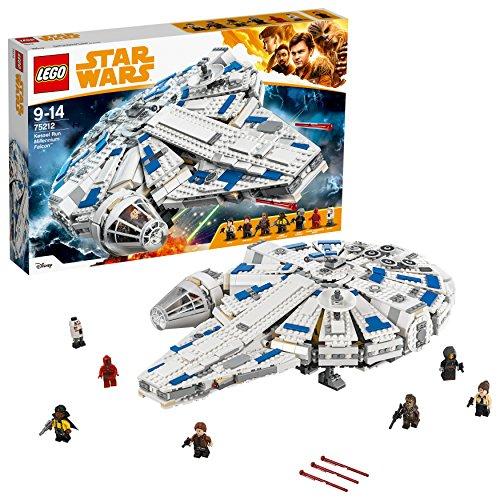 LEGO- Duplo Chewbacca TMKessel Run Millennium Falcon, Multicolore, 75212