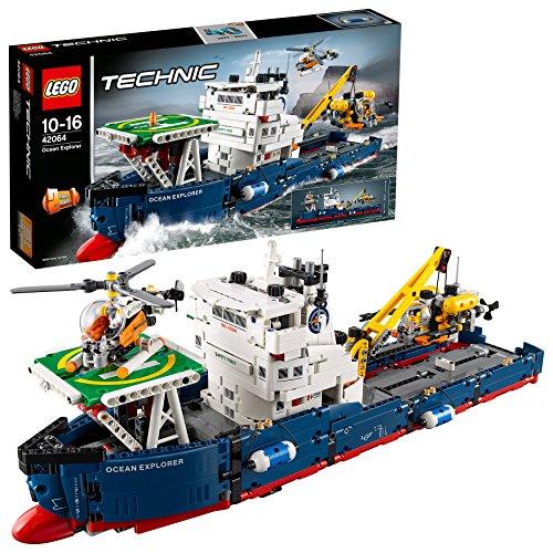 LEGO- Technic Ocean Explorer Esploratore Oceanico Costruzioni Piccole Gioco Bambina Giocattolo,...