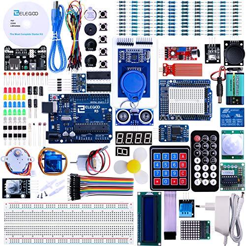Elegoo Scheda Starter Ultimate Kit Piu Completo per Progetto Principianti