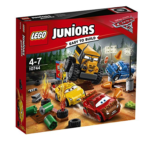 LEGO 10744 - Juniors, Thunder Hollow Crazy 8 Race