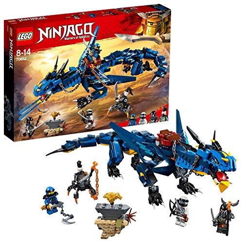 Lego Ninjago Dragone della Tempesta, Colore, Taglia Unica, 70652
