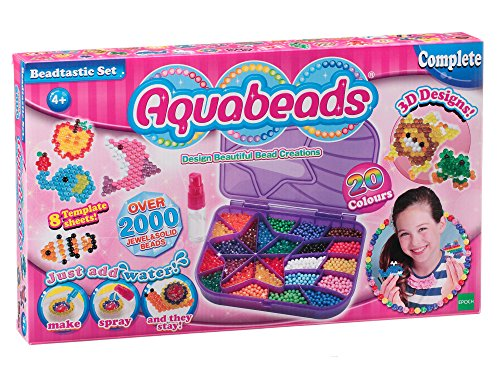 Aqua Beads - Set di Perline ad Acqua Beadtastic, Multicolore