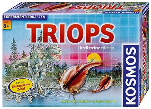 Kosmos 633028 Triops - Crostacei preistorici