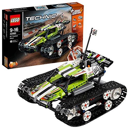 LEGO- Technic Cars Racer Cingolato Telecomandato Costruzioni Piccole Gioco Bambina, Multicolore, 42065