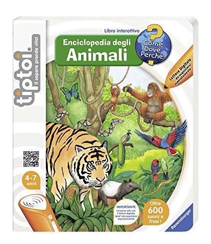 Enciclopedia degli animali interattiva