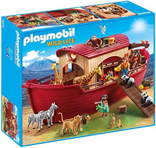 Playmobil- Wild Life Giocattolo Arca di Noè, Multicolore, 9373