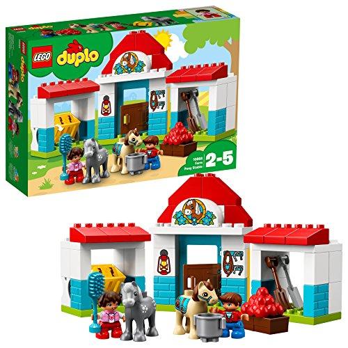 LEGO Duplo - la Stalla dei Pony, 10868