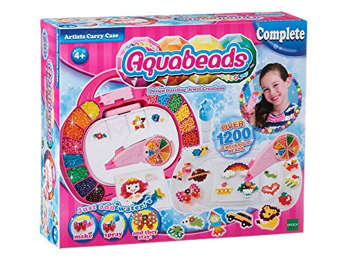 Aquabeads- Set di Perline per Bricolage, Multicolore, 79128