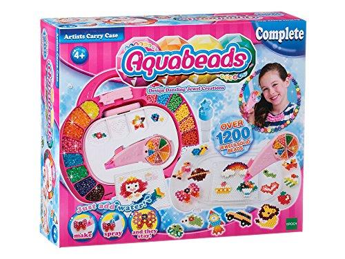 Aquabeads- Set di Perline per Bricolage, Multicolore, 79128