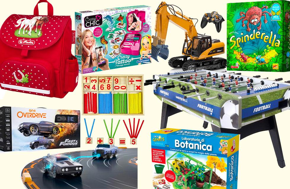Idee Regalo Natale Per Bambini 8 Anni.Regali Per Bambini Di 6 Anni Scegli I Migliori Giochi